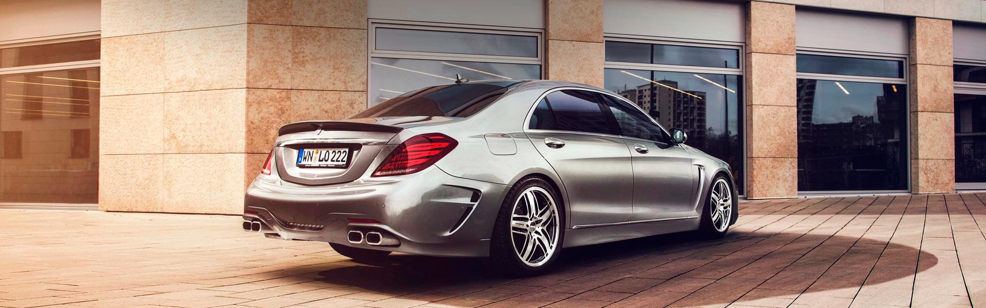 Сервис Mercedes-Benz S-klasse